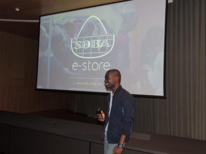SOBA e-Store Conquista o 3º Lugar No SeedStars Luanda 2016