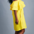 Vestido Malanje Amarelo