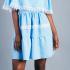 vestido njinjila azul