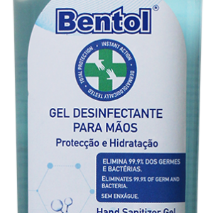 BENTOL DESINFETANTE AS MÃO 200 ML X 36PC