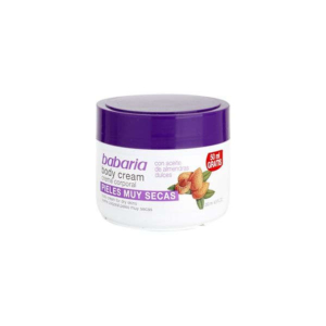 BABARIA CREME CORPORAL AMENDOAS DOCES 250ML