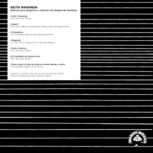 Keita Mayanda – Músicas Para Despertar e Motivar Em Tempos de Incerteza – TrackList
