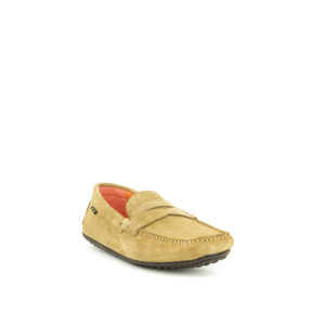 Taupe-mocassin