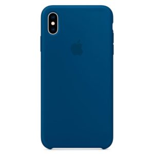 capa azul iphone