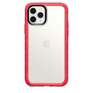 capa iphone bordas vermelhas