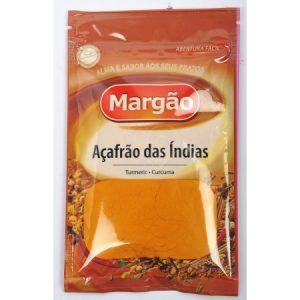 Açafrão das Índias - Margão 17g