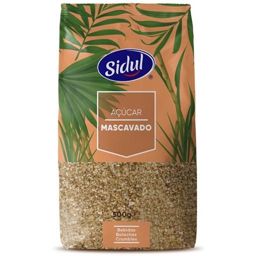 Açúcar Sidul  MASCAVADO 500g