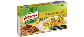 CALDO KNORR DE CARIL 8CB - 80g