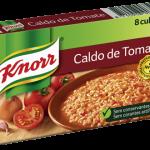 CALDO KNORR DE TOMATE 8CB – 80GR