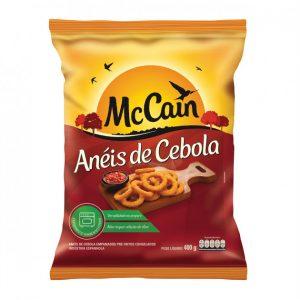 Cebola CONGELADA AROS MCCAIN 400g