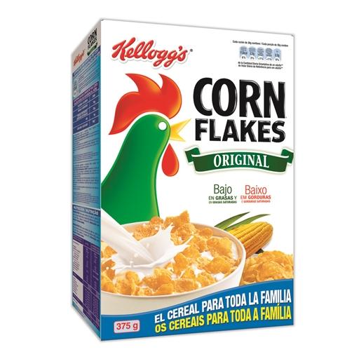 Cereais KELLOGGS CORN FLAKES 500g