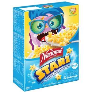 Cereais Nacional STARZ 300g