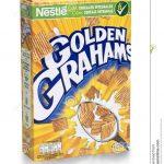 CEREAIS NESTEL GOLDEN GRAHAMS 375G