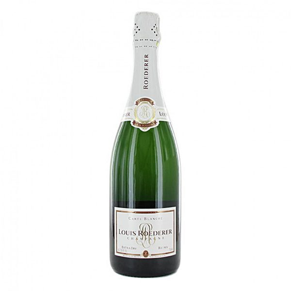 CHAMPAGNE LOUIS ROED CARTE BLANCHE 750mL