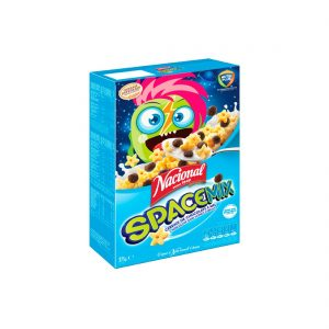 Cereais Nacional  SPACE MIX  375GR