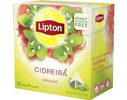 CHA LIPTON CIDREIRA 20SQ -36