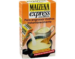 FARINHA MAIZENA EXP/MOLHOS  250G
