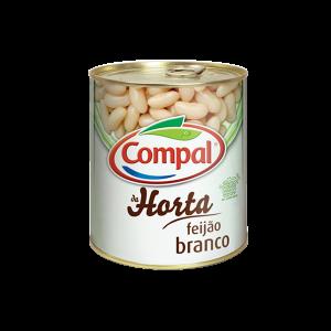 FEIJAO COMPAL BrancoS 845GR