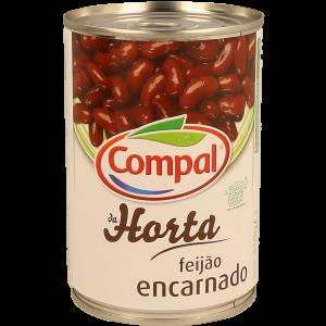 FEIJAO COMPAL ENCARNADO 410g
