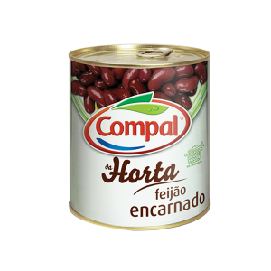 FEIJAO COMPAL ENCARNADO 845GR