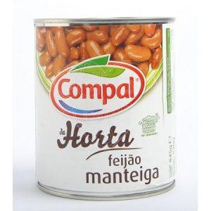 FEIJAO COMPAL MANTEIGA 410g