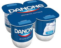 IOGURTE DANONE NATURAL 4X120G