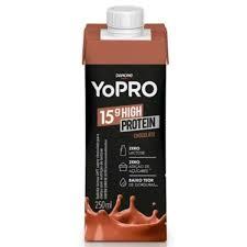 IOGURTE LIQ YOPRO CHOCOLATE 347G