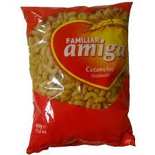 MASSA AMIGA  MACARRONETE  500GR