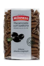 MASSA MACARRONETE GR MILANEZA 500GR