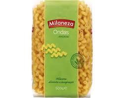MASSA ONDAS MILANEZA 500GR