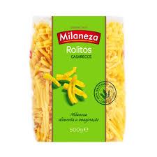 MASSA ROLITOS MILANEZA 500GR