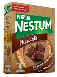 NESTUM CEREAL S/LEITE  CHOCOLATE 250G