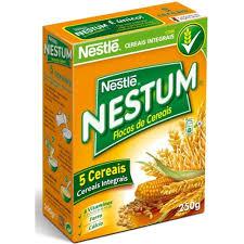 NESTUM FLOCO  DE 5 Cereais  250G