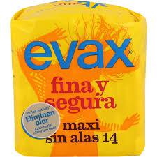 PENSO  MAXI EVAX  14UN