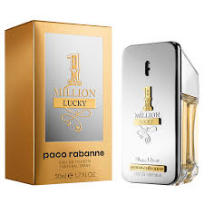 PERFUME PACO RAB. 1MILION LUCKY MEN 50ML