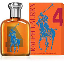 PERFUME RALPH LAUREN THE BIG 4 MEN 40ML