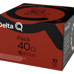 PACK XL 40'S QALIDUS
