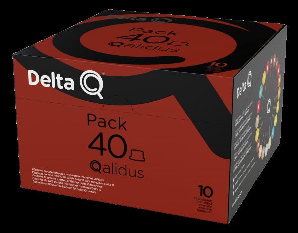 PACK XL 40'S QALIDUS