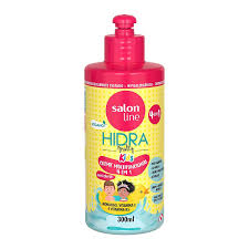 Creme Multifuncional 4 em 1 Salon Line Hidra Multy Kids 300 ML