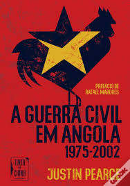 Livro A Guerra Civil Em Angola 1975-2002 Justin Pearce