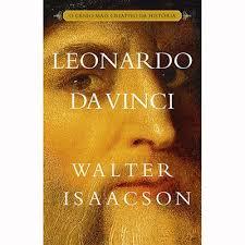 Livro Leornado Da Vinci Walter Isaacson