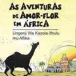 Capa Final As Aventuras de Amor-Flor em África