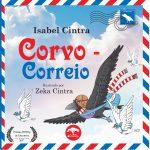 Livro O corvo-correio Isabel Cintra  1