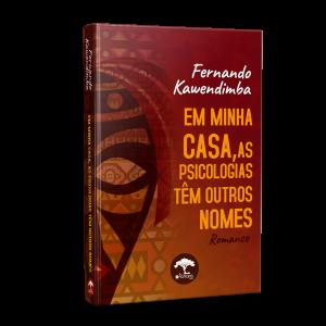Livro Em minha casa as psicologias têm outros nomes Fernando Kawendimba