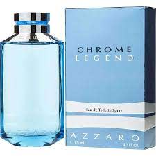 Perfume Masculino Azzaro Chrome Legend 125 ml