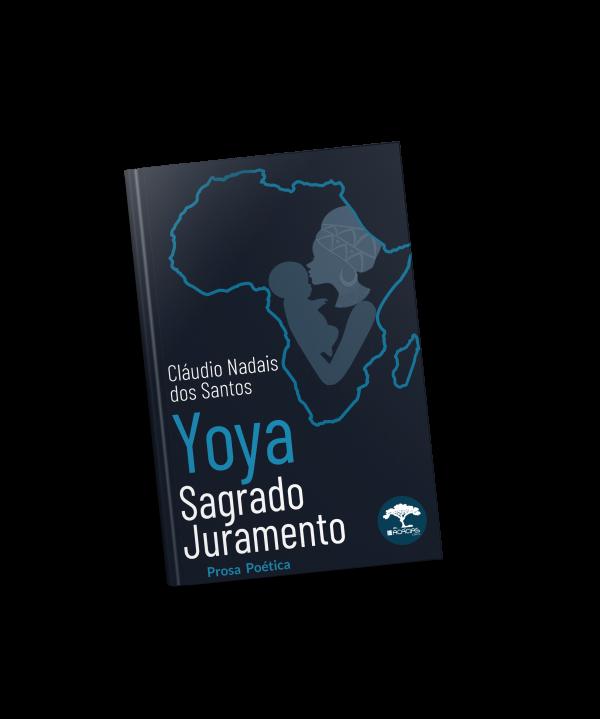 Livro Yoya-Sagrado Juramento Claudio Nadais dos Santos