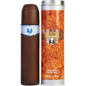 Perfume Masculino Cuba Blue 100 ML