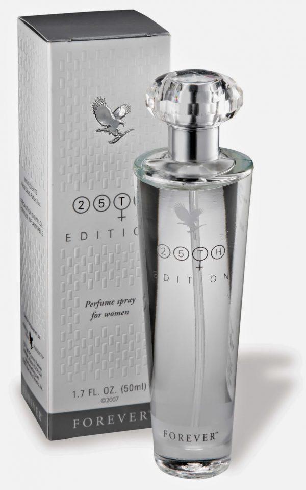 25 th edition fragrance women