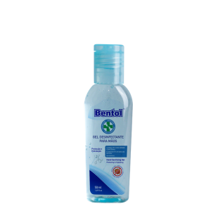 BENTOL HAND SANITIZER 50 ML X 72 PCS