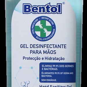BENTOL DESINFETANTE AS MÃO 200 ML X 36PC